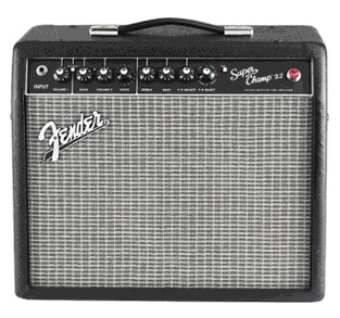 The most popular jazz guitar amps with the lowest power output and simplest circuit setup of all fender tube amps the fender super champ and to a lesser extent the champion 600 were two fandeluxe Choice Image