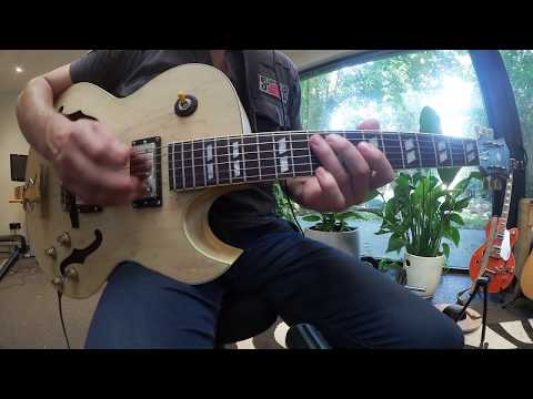 Autumn Leaves Jazz Guitar Lesson - Melody & Solo