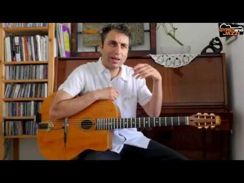 Gypsy Jazz Guitar - The Magic of Triads