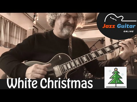 White Christmas - Solo Jazz Guitar Arrangement