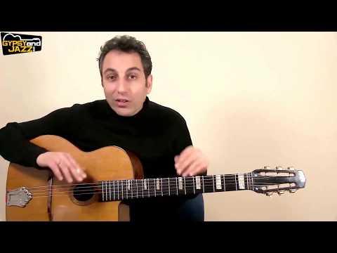 Introduction to Gypsy Jazz Blues Guitar