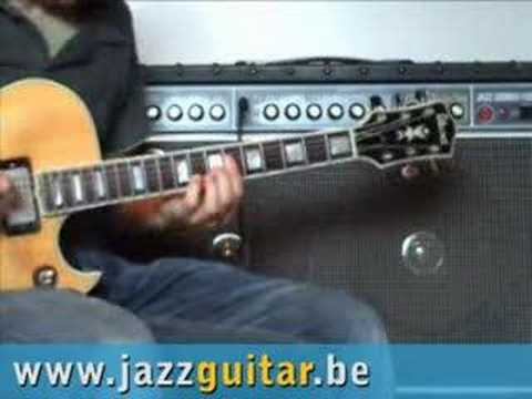 There Will Never Be Another You - Jazz Guitar Chords (Comping)