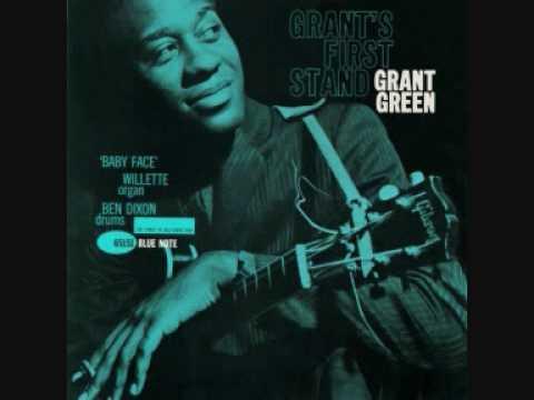 """Grant GREEN """"Blues for Willarene"""" (1961)"""