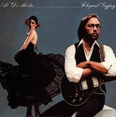 Al Di Meola's Elegant Gypsy