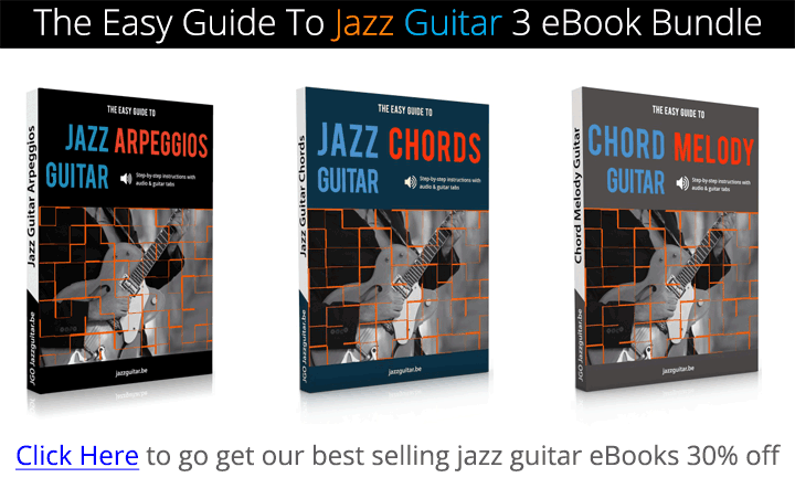 The Easy Guide to Jazz Guitar