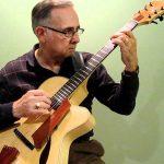 Jazz Guitarist Vince Lewis