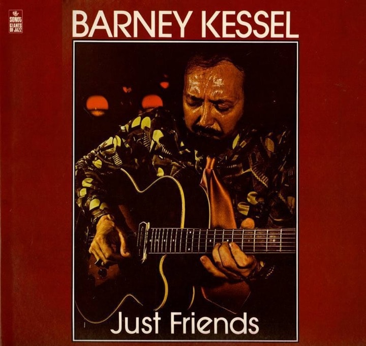 Barney Kessel Just Friends