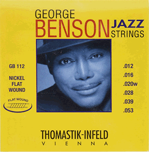 Thomastik GB112 jazz guitar strings