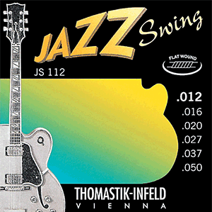 Thomastik JS112 jazz guitar strings