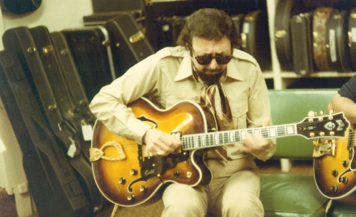 Barney Kessel Jazz Guitar Licks