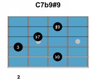 C7b9#9