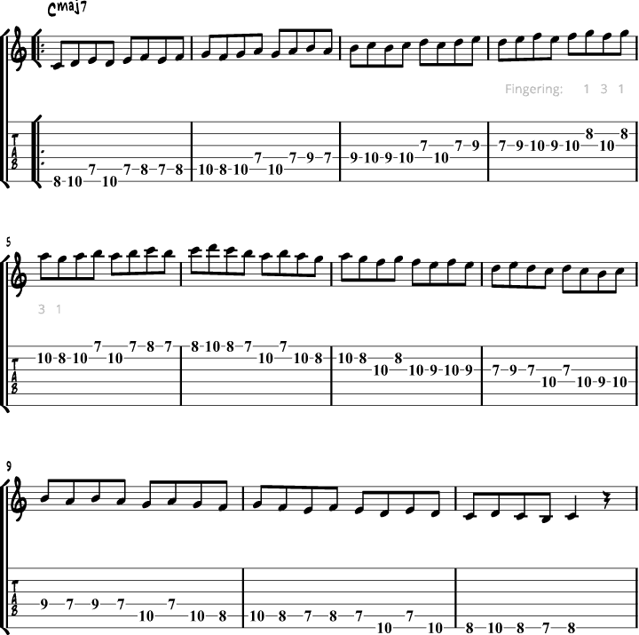 Image Result For Music Theory Scales
