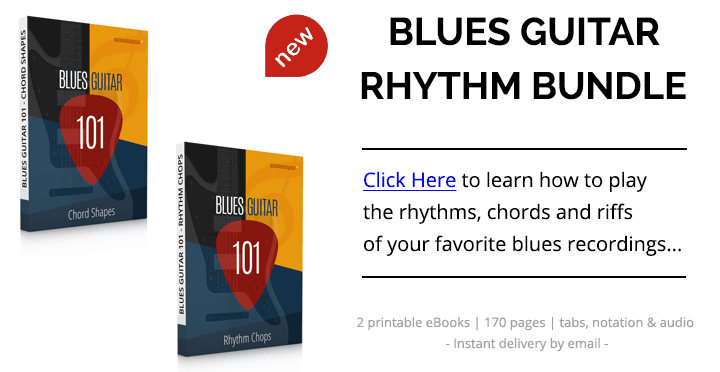 Traditional Blues Rhythm Guitar Chords And Riffs Tabs Audio