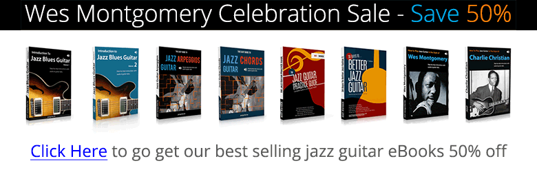 Wes Montgomery celebration eBook sale