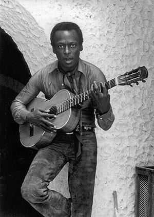 Miles Davis for guitar