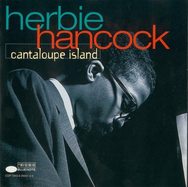 Cantaloupe Island Piano Riff For Guitar