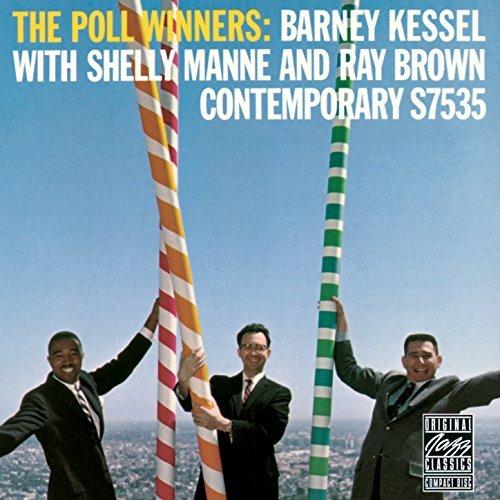 Barney Kessel Jazz Guitar Licks