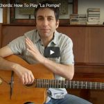 Gypsy jazz chords