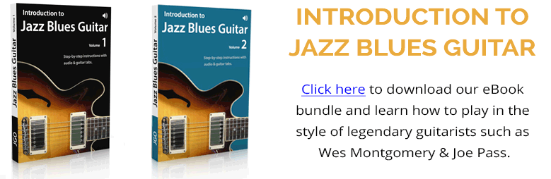 Introduction to Jazz Blues Guitar