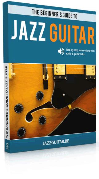 Free jazz guitar eBook