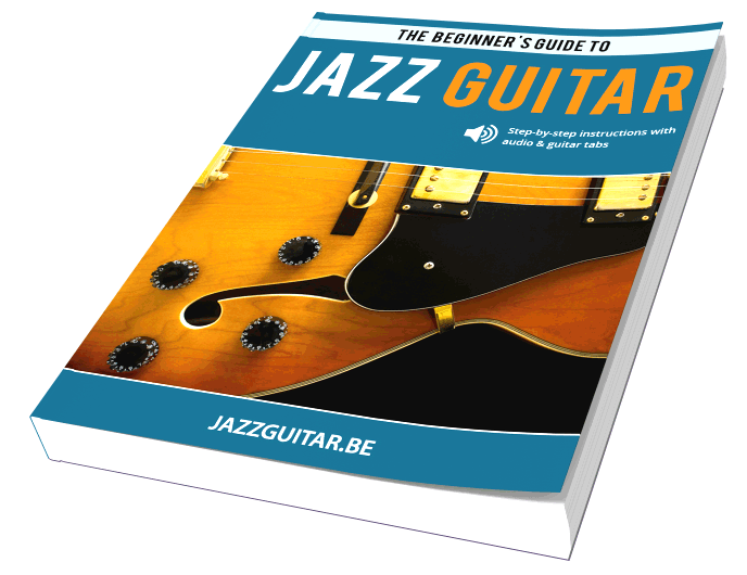 Free jazz guitar eBook