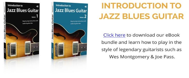 Jazz Blues Guitar eBook Bundle