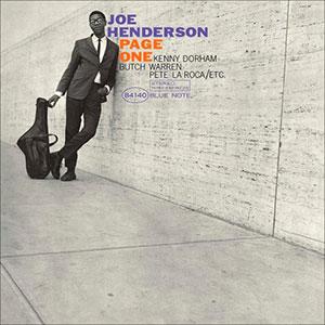 Joe Henderson Page One - Blue Bossa