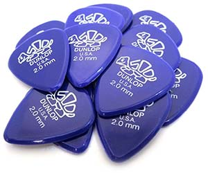1600 × 1200Images may be subject to copyright. Find out more Jim Dunlop Delrin 500 Plectrums 2.00mm