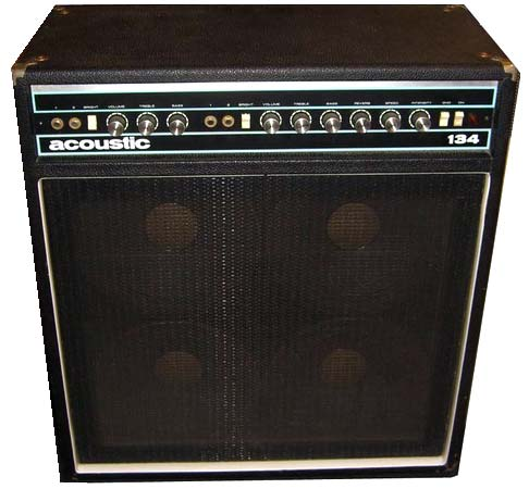 Acoustic 134 Guitar Amp