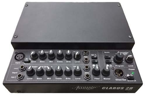 Acoustic Image Clarus 2R