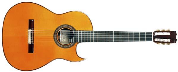 Al Di Meolo Conde Hermanos guitar