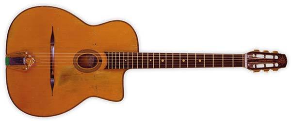 Selmer Maccaferri guitar