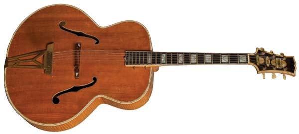 Freddie Green's 1940 Stromberg 400