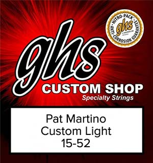 GHS Pat Martino Strings