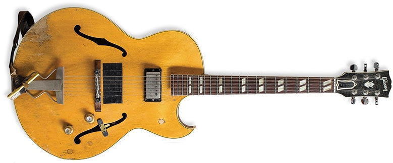 Pat Metheny Gibson ES-175