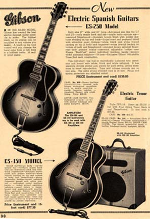 Famous Jazz Guitarists and Their Guitar Gear