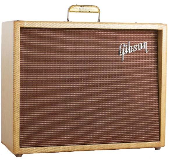 Gibson GA-18 Explorer guitar amp