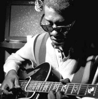 Grant Green playing his Gibson L7