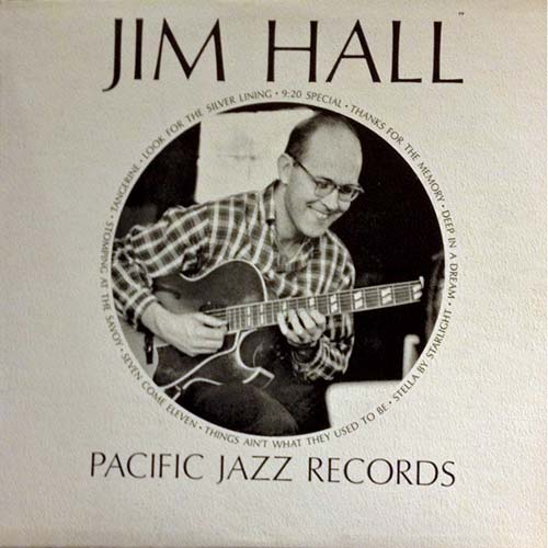 Jim Hall playing his Gibson ES-175