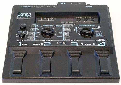 Roland GR30 guitar synth