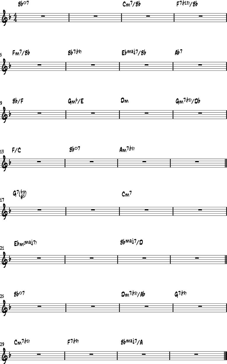 Stella by Starlight original Viktor Young chords
