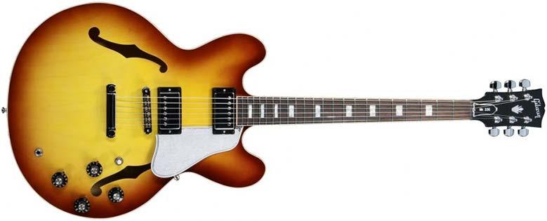 Gibson ES-335 Larry Carlton signature model