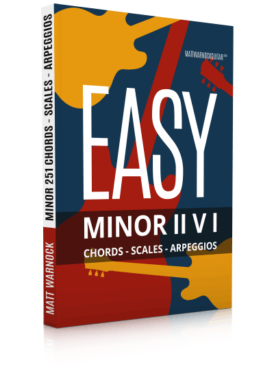 Easy Minor II V I eBook