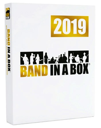 Band in a Box Pro 2019