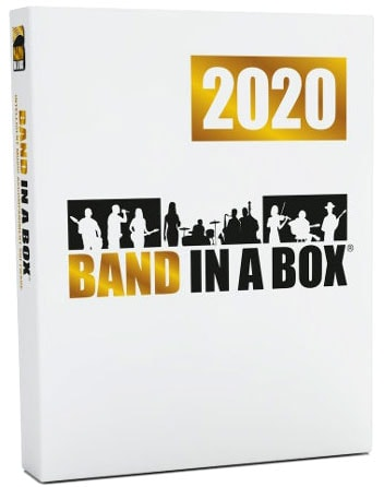 Band in a Box Pro 2020