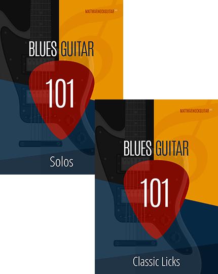 Blues Guitar Soloing Bundle