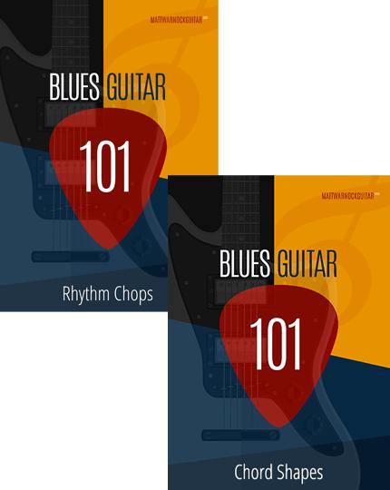 Blues Rhythm Guitar Bundle