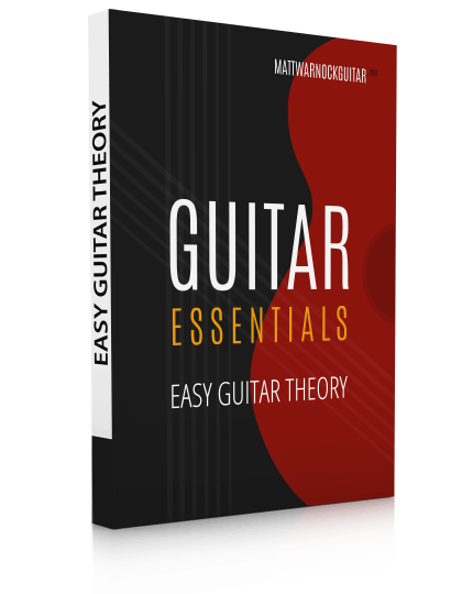Easy Guitar Theory
