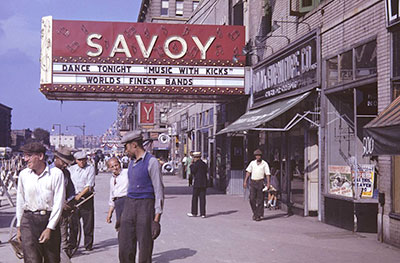 The Savoy Ballroom