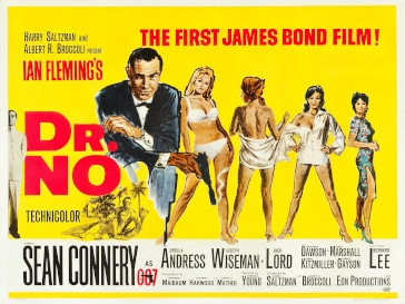 Dr. No James Bond